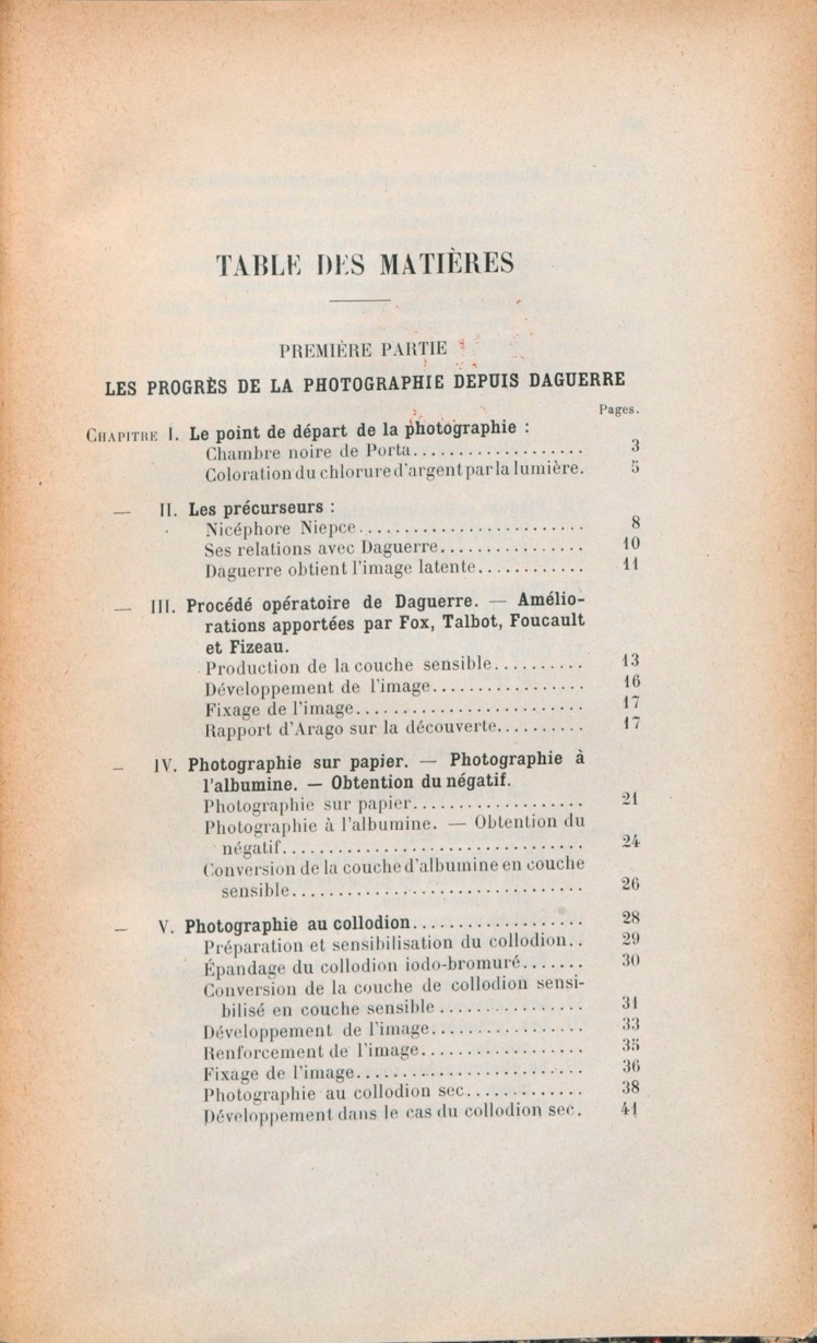 Table des matières Boutan1