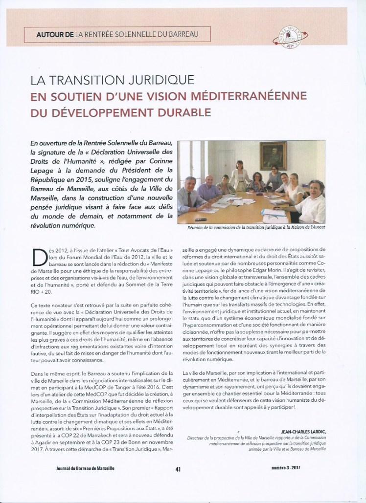 transition juridique JC Lardic