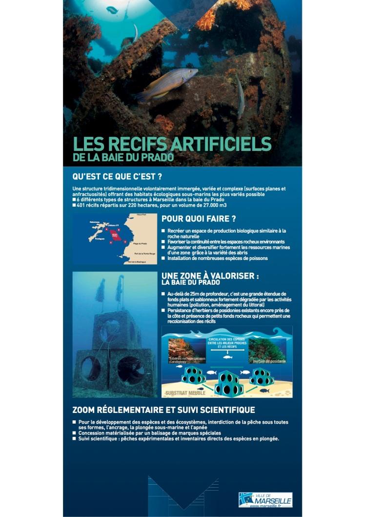 Poster Récifs