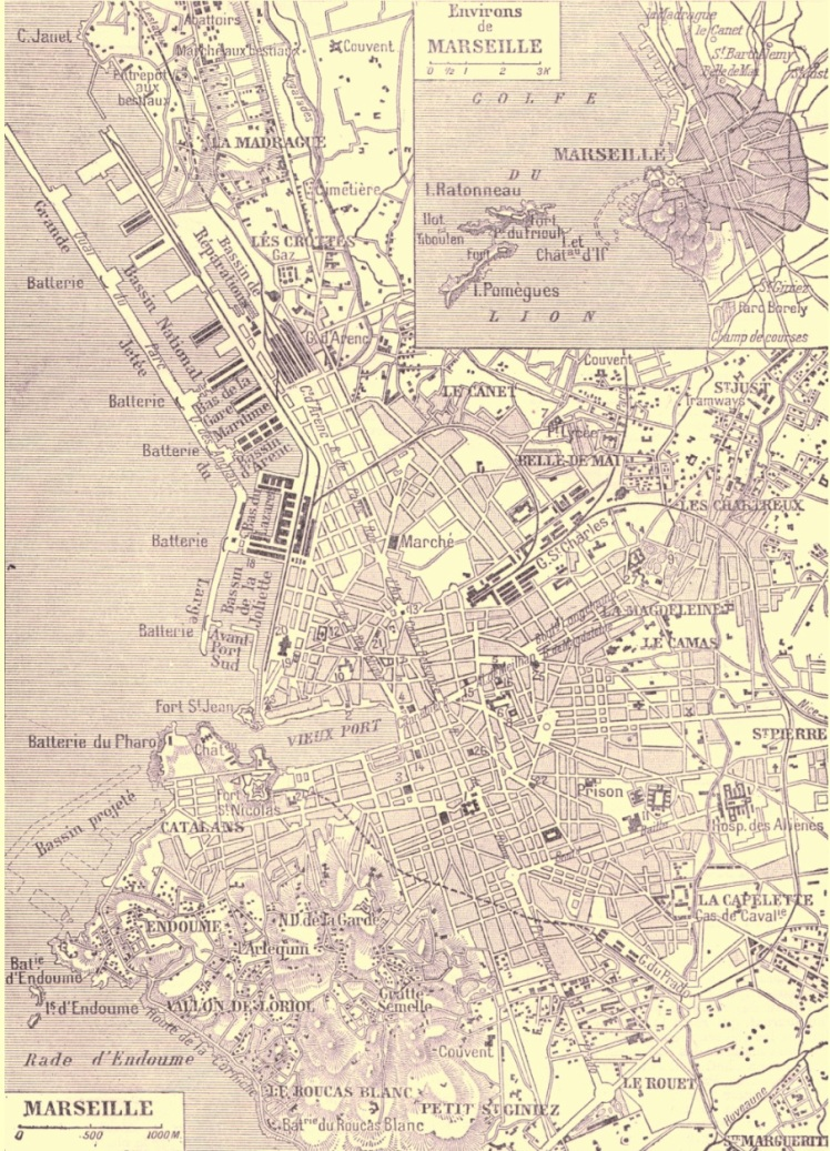 Marseille 1900