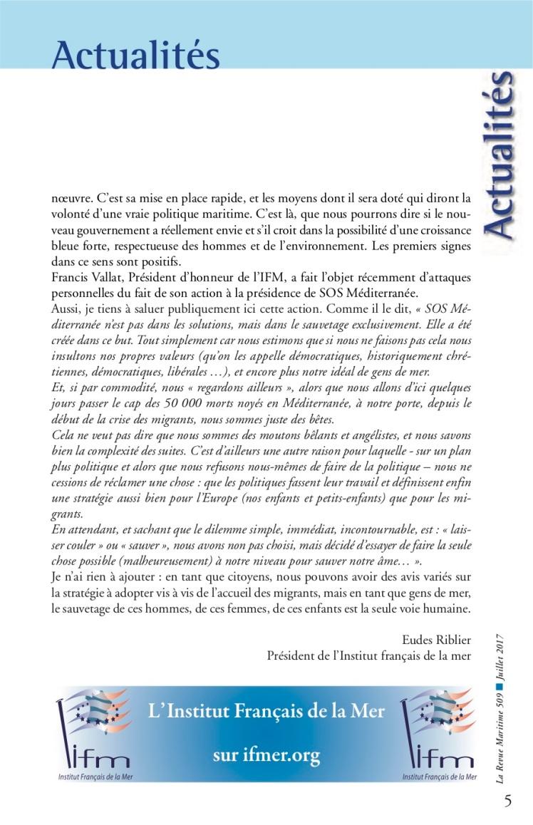 Editorial-n°509 2