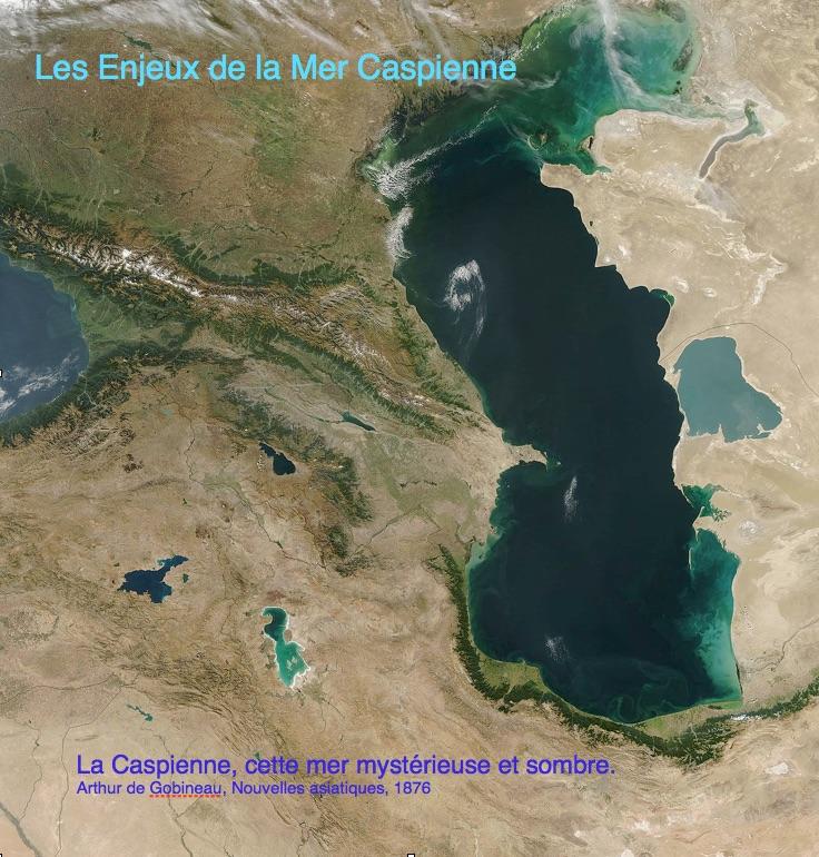 Les enjeux de la mer Caspienne